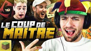 LE COUP DE MAÎTRE ! 😵 (Minecraft Loup-Garou)
