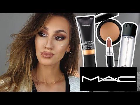 MAC COSMETICS One Brand Makeup Tutorial | ΚΑΘΗΜΕΡΙΝΟ GLAM ΜΑΚΙΓΙΑΖ | Sonia Th