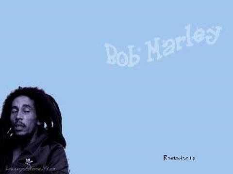 Bob Marley Wake Up And Live