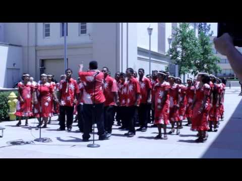 Marshallese Gospel Youth Chorus (The Gathering 2012)