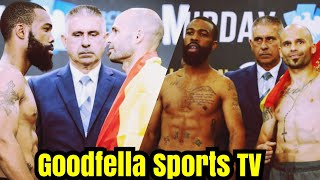Reaction: Gary Russell Jr Destroys & Stops Kiko Martinez on Cuts in 5 Rounds!!!