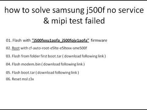 J500f bypass msl Error 2 J500f no service J500f cert write error solution