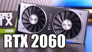 RTX 2060 è un BEST BUY - 2060 vs 1070ti