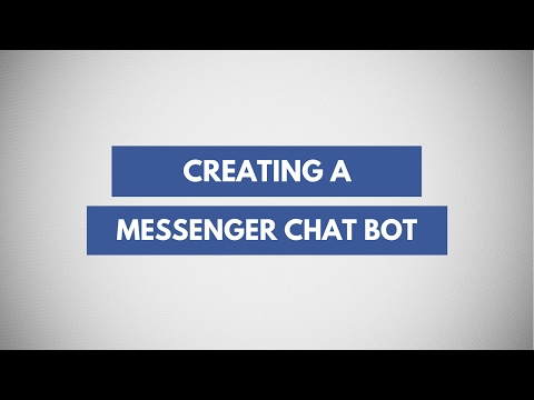 Creating A Facebook Messenger Bot Without Coding