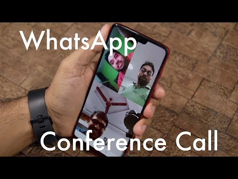 How To Make Group Video And Voice Calls In WhatsApp