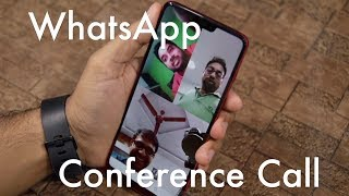 How to make group video and voice calls in WhatsApp [Hindi]