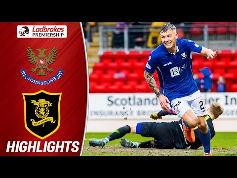 St. Johnstone Livingston Goals And Highlights