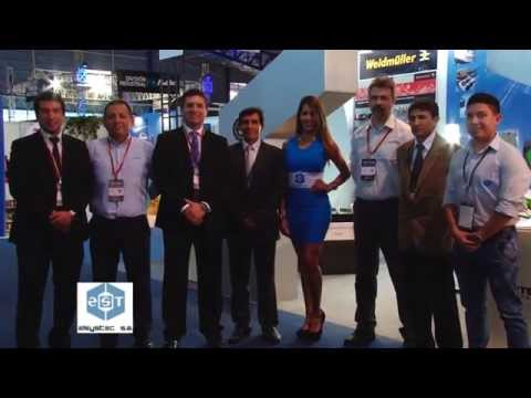 Elsystec S.A. & Camei S.A. - XVI OIL & POWER 2015 (Quito, Ecuador)