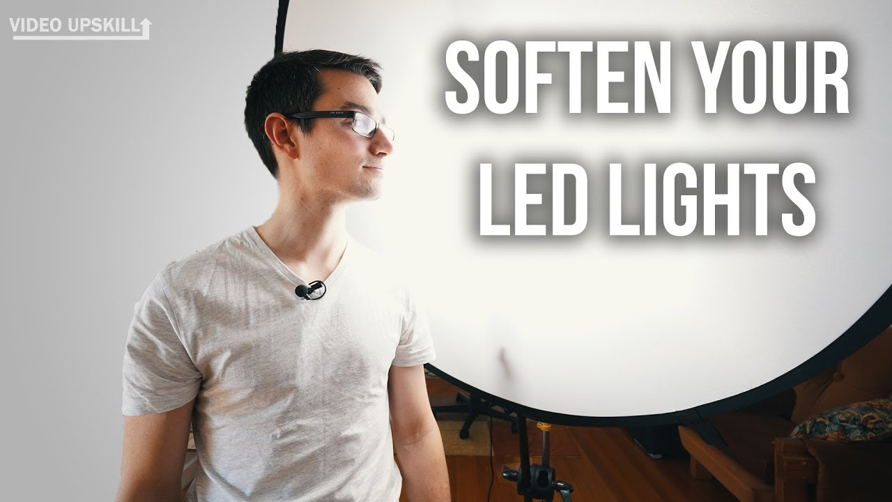 Diffuser for LED panel