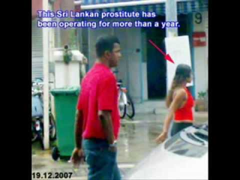 Colombo prostitute places