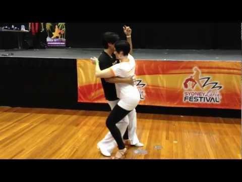 FUN & SEXY BACHATA MOVE (Intermediate level)
