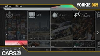 Project Cars: Recommended Settings & Options