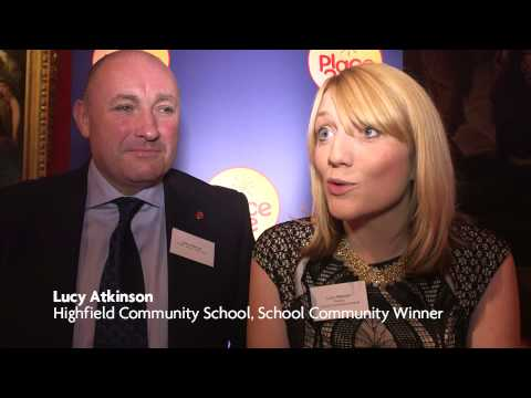 Place2Be Wellbeing in Schools Awards 2014