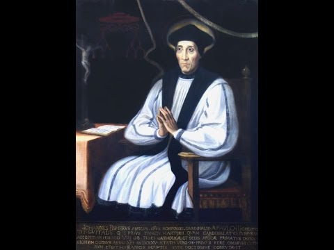 The Story of St John Fisher - Mike Church Show