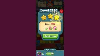 Toy Blast Level 2280 ~ NO BOOSTERS