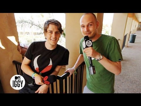 Noisia's Not For Everyone — MTV Iggy Interview