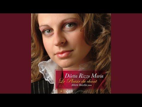 4 Songs, Op. 39: No. 4, Les roses d'Ispahan