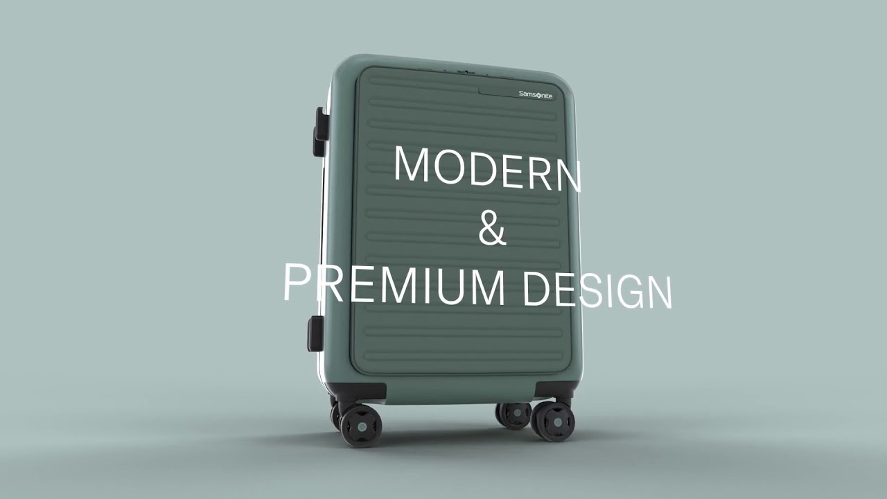 Download Samsonite StackD - Designed for the modern traveller
