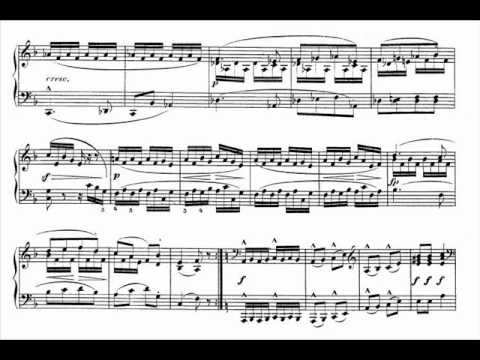 Jörg Demus plays Schumann Album für die Jugend Op.68 - 12. Knecht Ruprecht