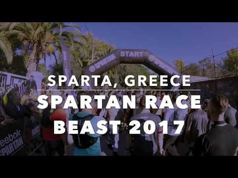 2017 Spartan Race: Beast - Sparta, Greece