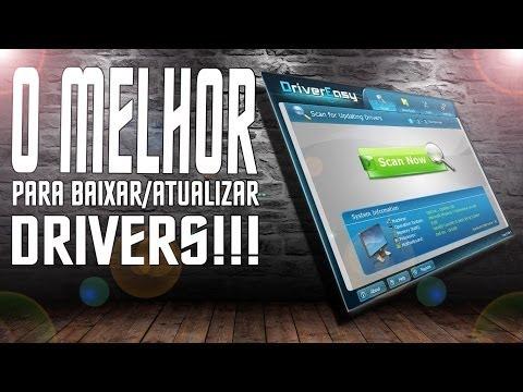 O MELHOR PROGRAMA PARA BAIXAR/ATUALIZAR SEUS DRIVERS