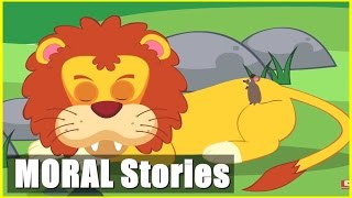 Moral Story in English for Children with Subtitle