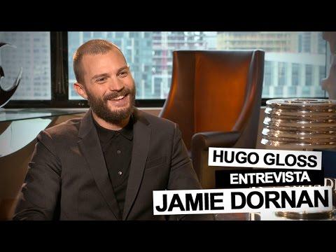 Hugo Gloss entrevista Jamie Dornan
