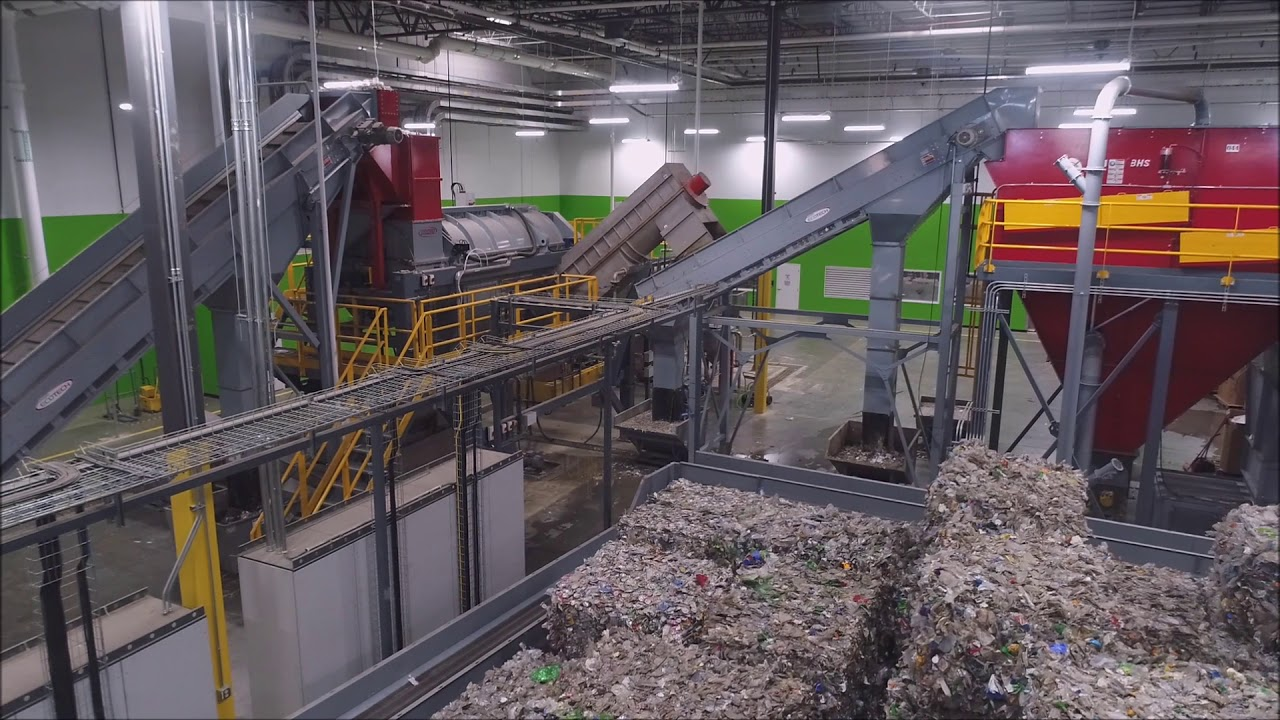 Plastics Recycler CarbonLITE Expands Capacity at Dallas Plant