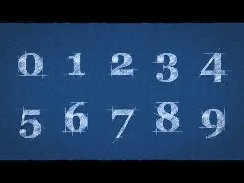 Blueprint alphabet after effects template youtube blueprint alphabet after effects template malvernweather Gallery