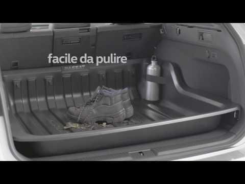 Soluzioni bagagliaio - Volkswagen 2017