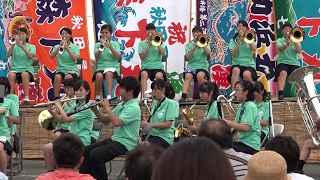 鎌倉高校 吹奏楽部 - 八木節ブラスロック