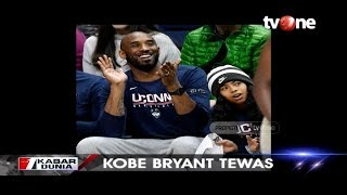 Gambar cover Kobe Bryant Meninggal Akibat Kecelakaan Helikopter