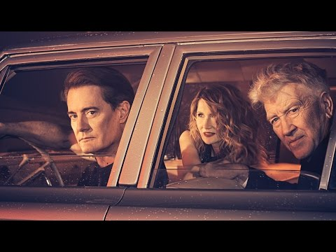 Twin Peaks - David Lynch, Laura Dern, Kyle Maclachlan - Variety Cover Shoot