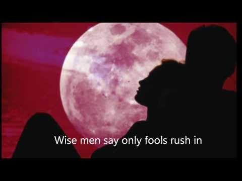 Can't Help Falling In Love [Michael Bublé] with Lyrics by watsvaymihi