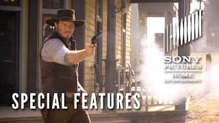 The Magnificent Seven: Blu-ray Special Features -