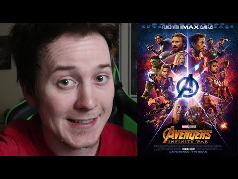 Avengers: Infinity War - Movie Review (spoilers)