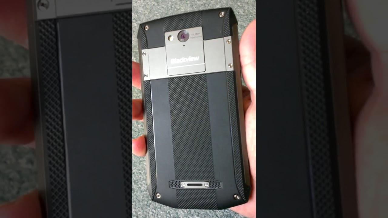 Blackview Bv8000pro Problème Haut Parleur Problem Speaker Youtube
