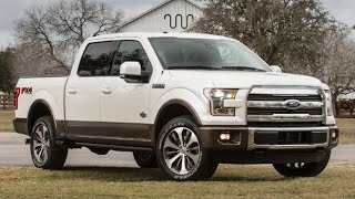 2016 Ford F-150 Start Up and Review 5.0 L V8