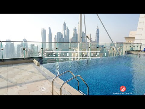 2 Bedroom Apartment With Big Terrace In Goldcrest Views 1 In JLT