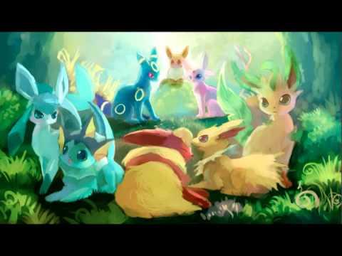 Famille evoli youtube - Famille evoli pokemon ...