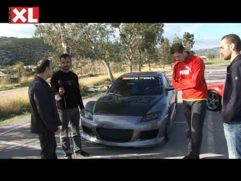 Mazda RX-8 xl magazine