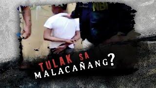24 Oras: Lalaking naaktuhang gumagamit ng umano'y shabu sa likod ng Malacañang Complex, arestado