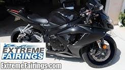 NEW FAIRINGS!   Extreme Fairings Install- Suzuki GSXR 600