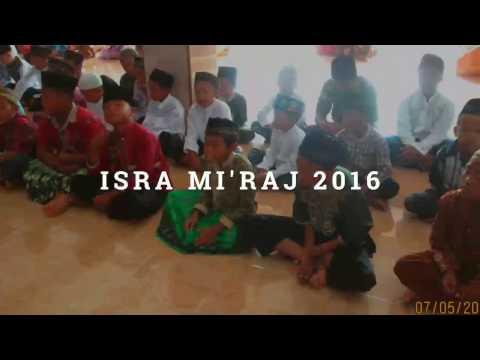 Isra Mi'raj, Mei 2016