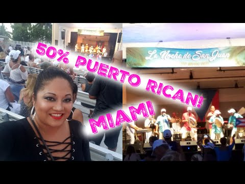 Puerto Rican Food and Music Festival   Miami