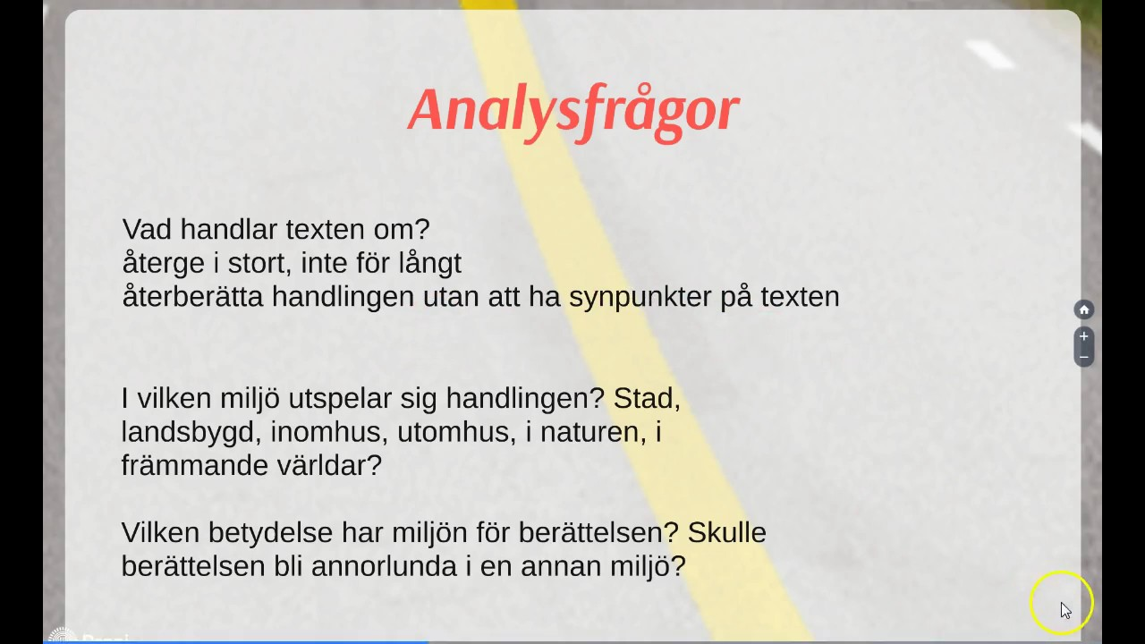 textanalys