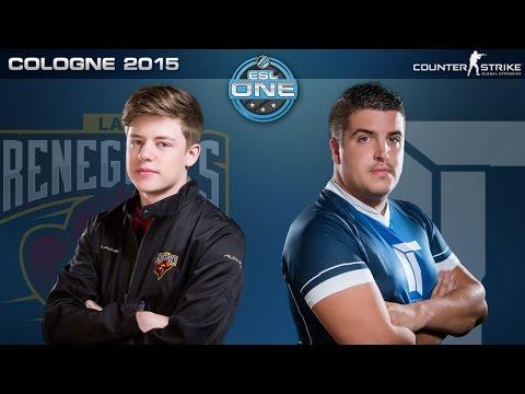 Renegades vs. Titan - Cologne 2015