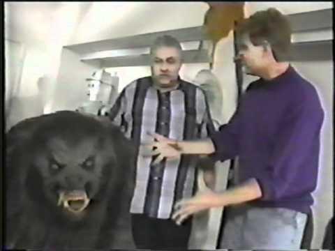 Bob Burns Movie Props - Bob's Basement Part 4 - An American Werewolf In London Props