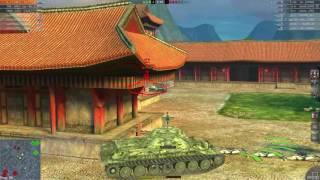 World of Tanks BLITZ - IS-7 Gameplay(?? ?? ?? ??? ?? ???  ??? ???)