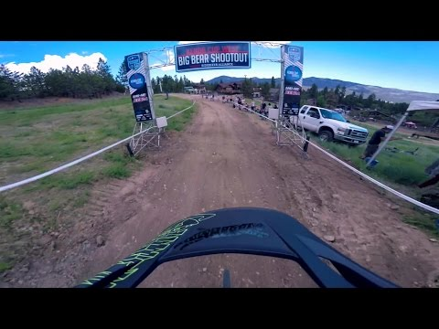 Enduro Race: SoCal Enduro Series #6 Big Bear Lake California 2015